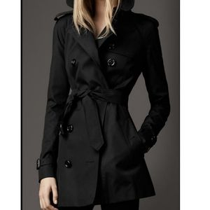 🆕Burberry Kensington 100%cotton Trench Coat